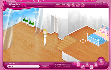 juegos de munecas en la web: