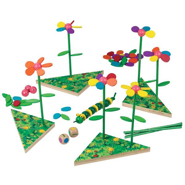 El jardín de las flores - Juguetes