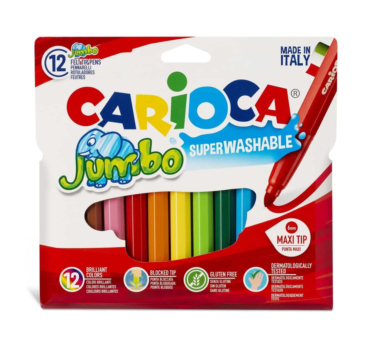 Organiza la vuelta al cole con la ayuda de CARIOCA® 2