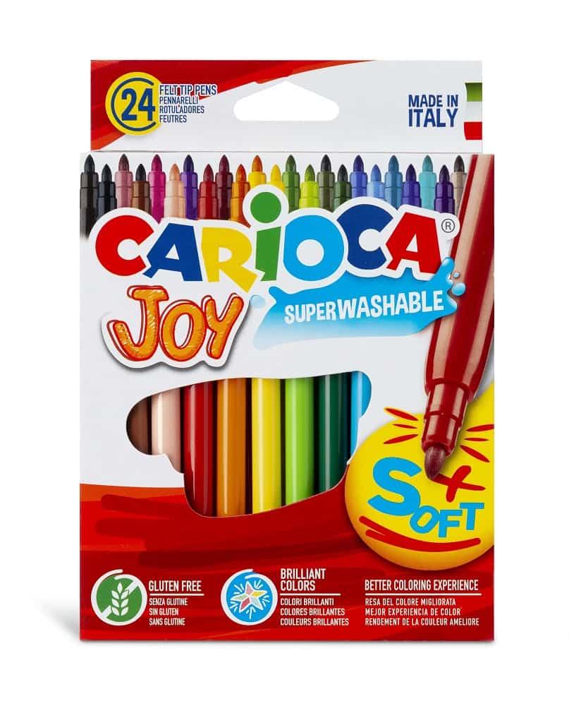Organiza la vuelta al cole con la ayuda de CARIOCA® 1