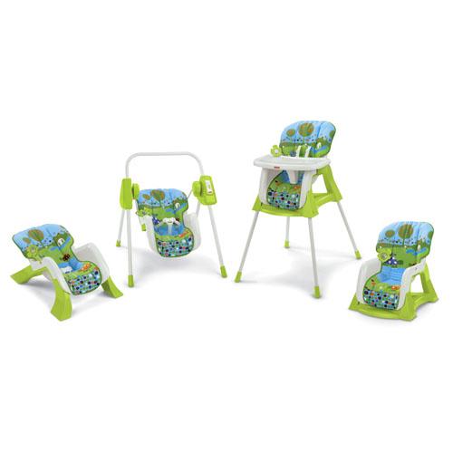 4 sillas en 1