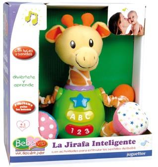 Bebé Vip La Jirafa Inteligente
