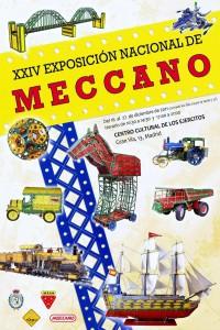 cartel exposición nacional meccano