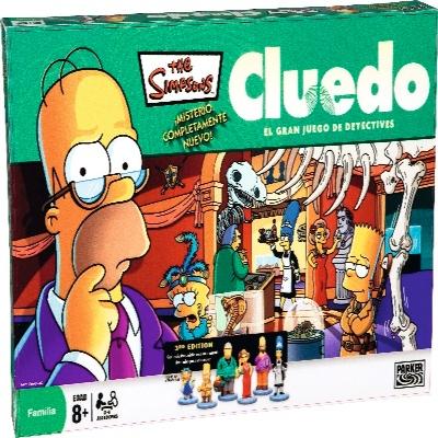 Cluedo The Simpsons
