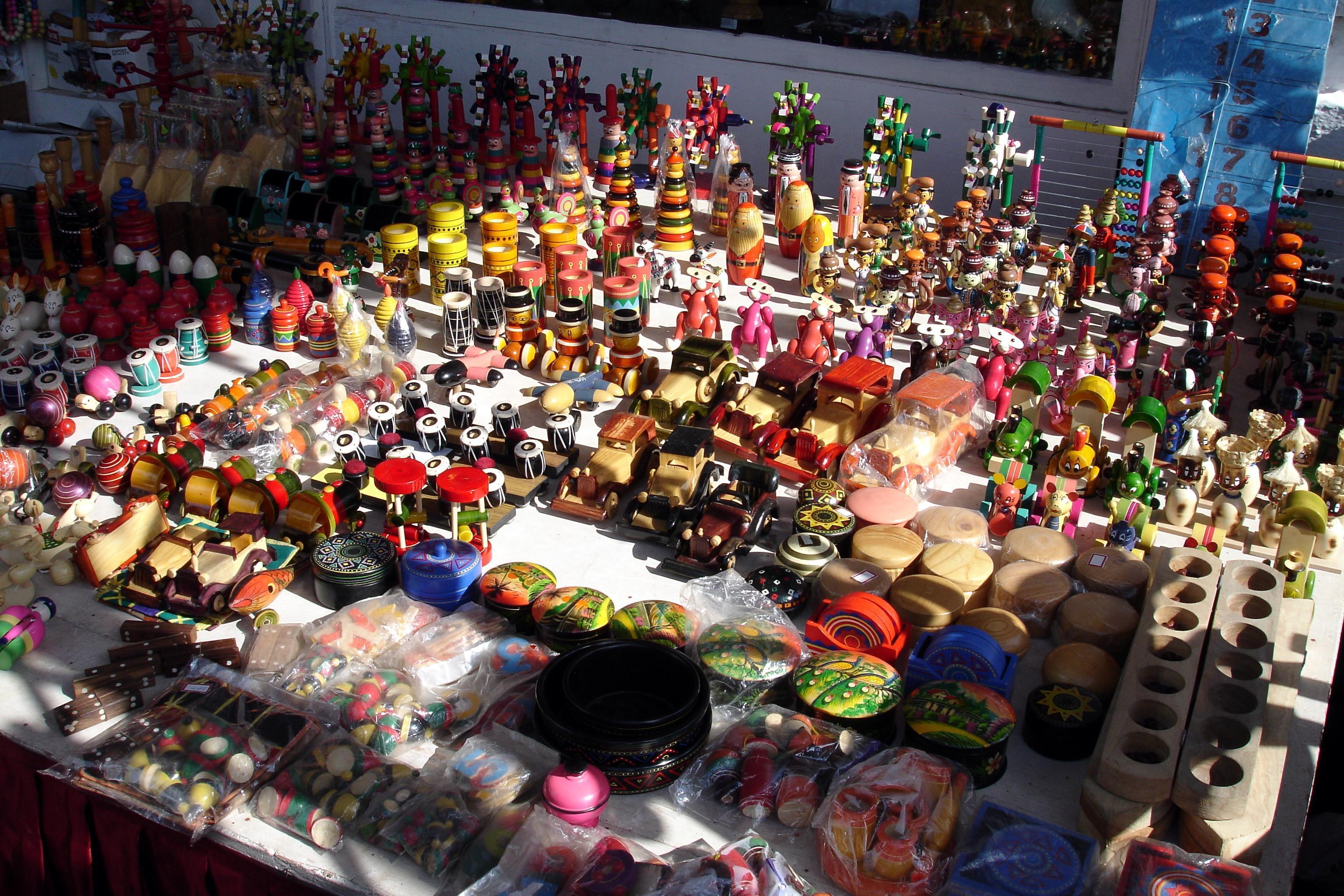 Coleccionar juguetes 2