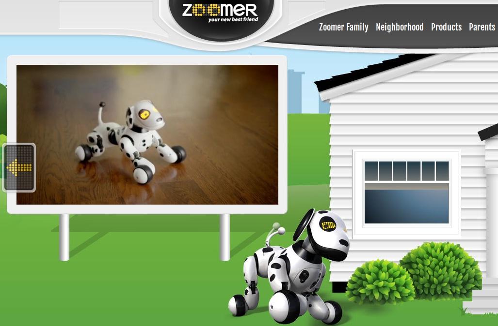 El perro Zoomer
