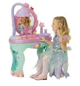 El vanity de la princesa Ariel 1
