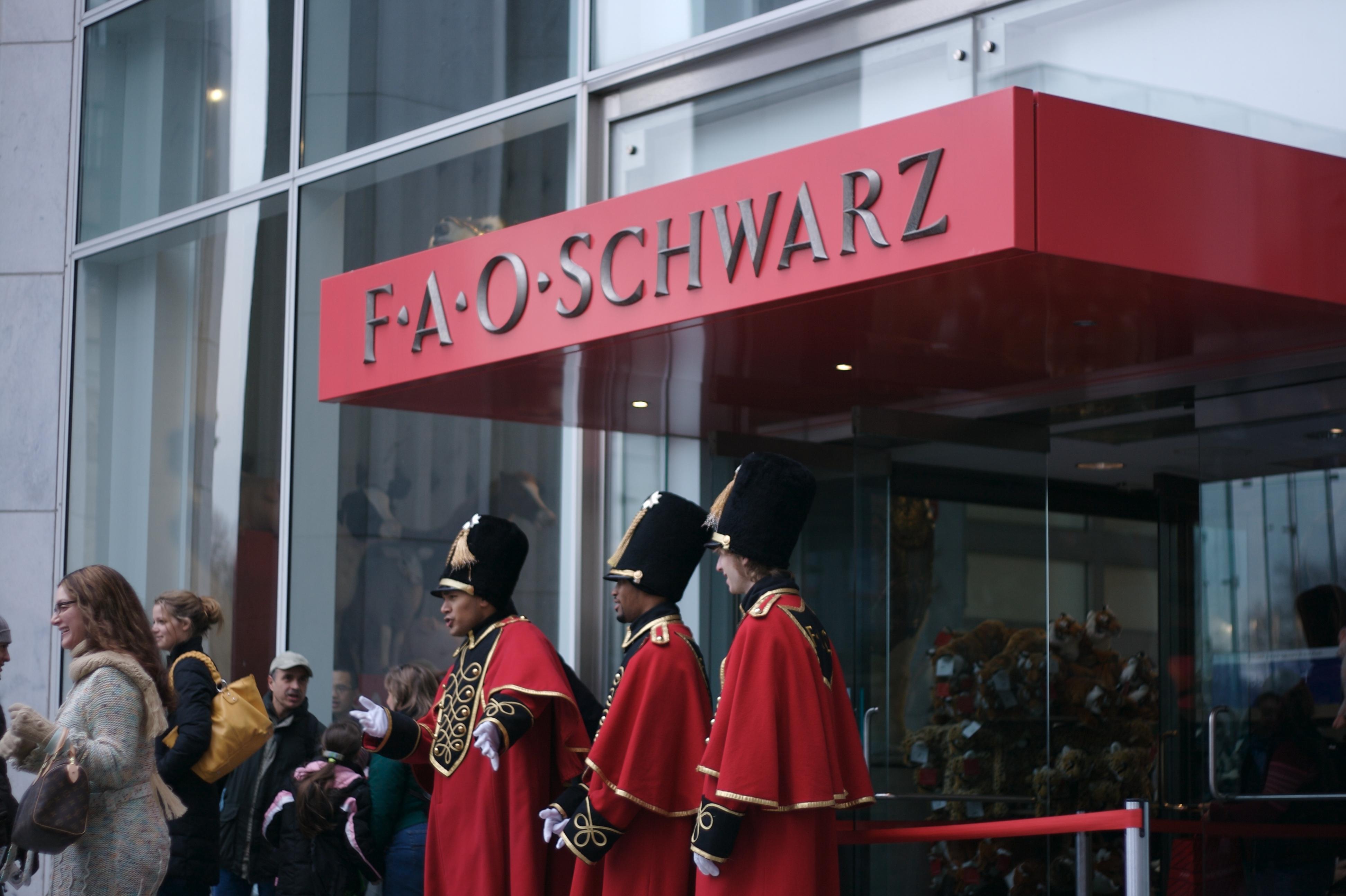 FAO Schwarz 1