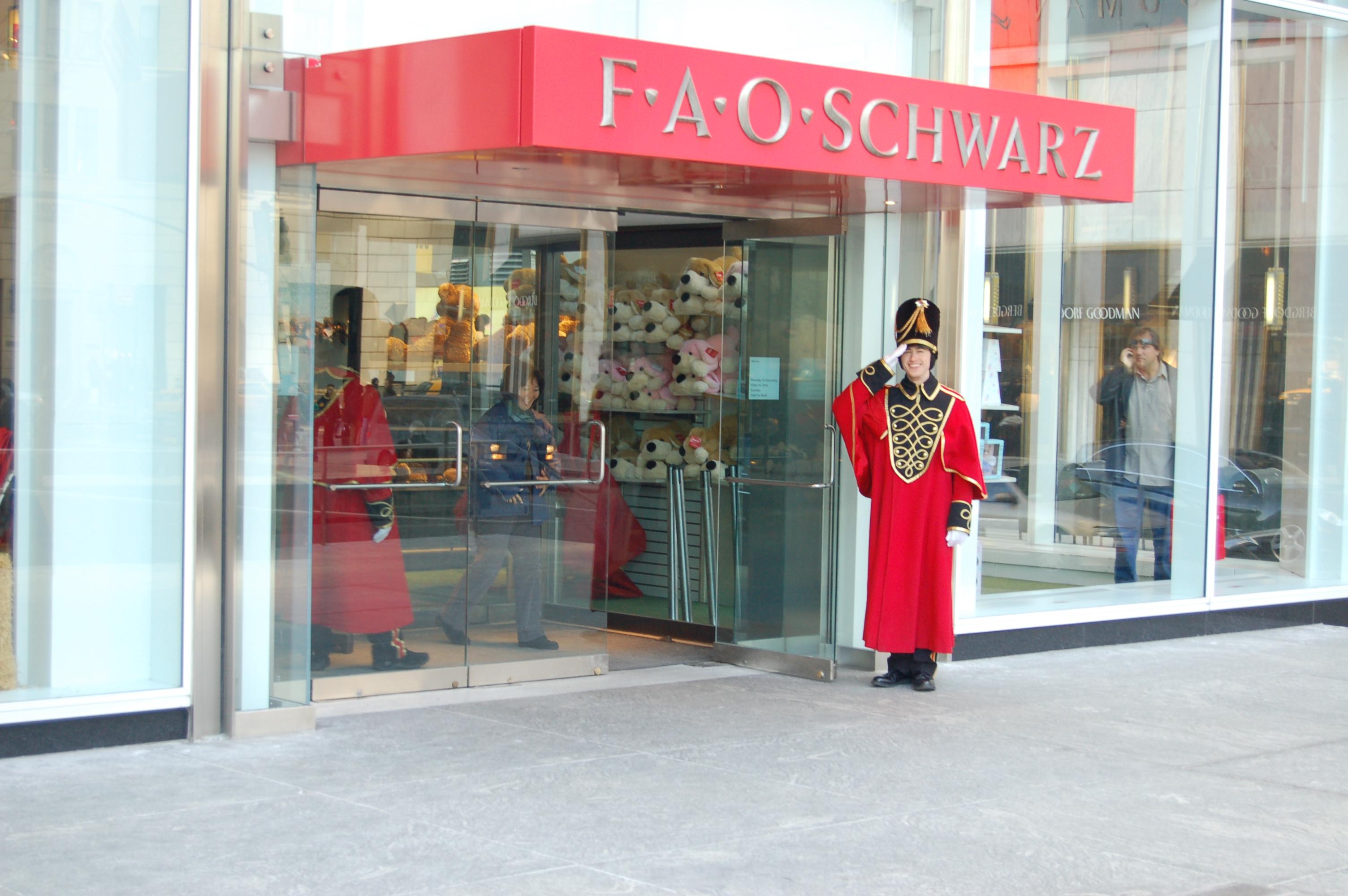 FAO Schwarz 2