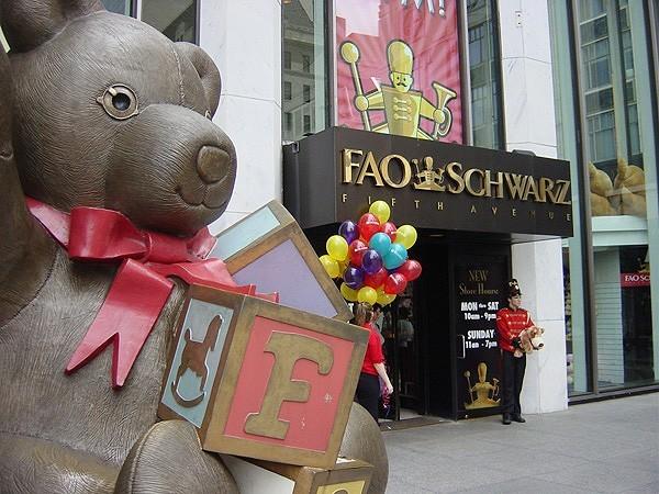 FAO Schwarz 3
