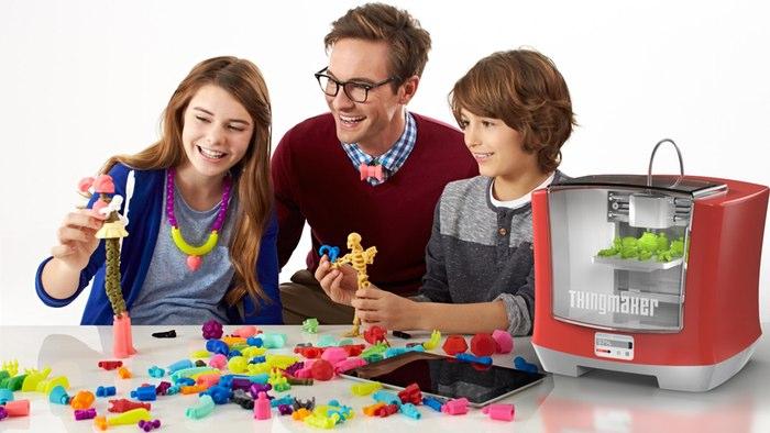 Feria del Juguete de Nueva York - ThingMaker 3D
