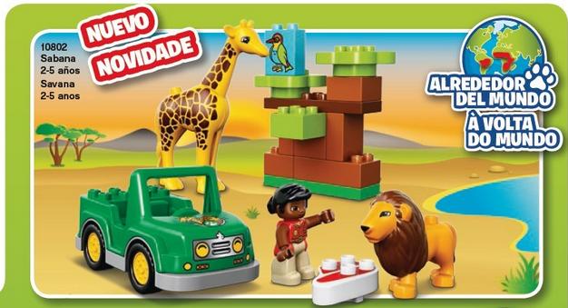 Juguetes LEGO 2016