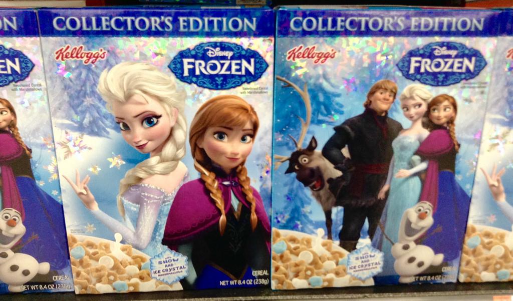 Juguetes de Frozen 3