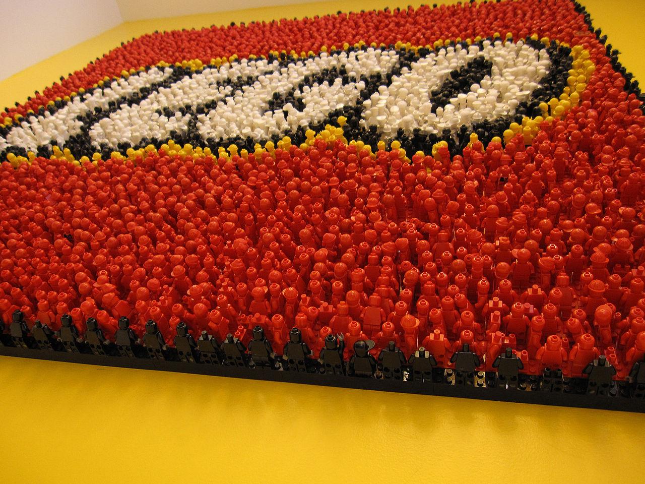 Juguetes de LEGO coleccionables 1