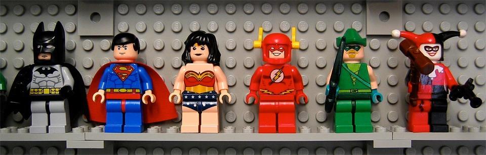 Juguetes de LEGO coleccionables 3