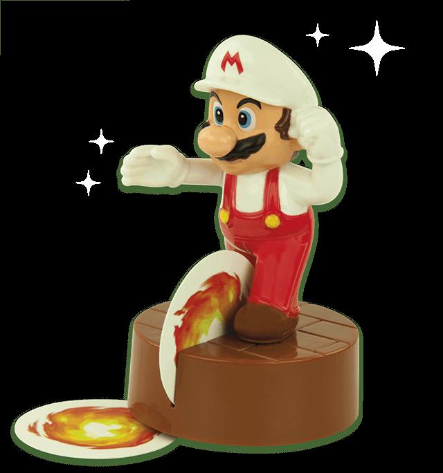 Juguetes de Super Mario - Mario Bola de Fuego