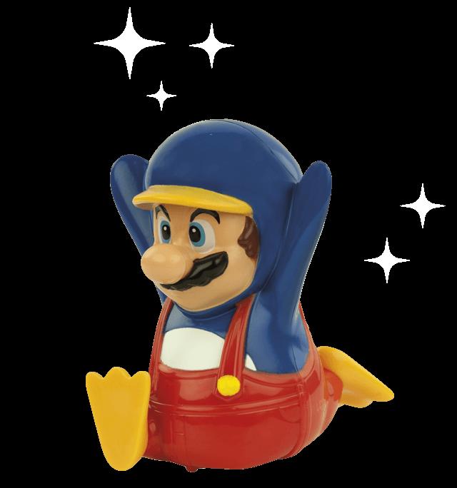 Juguetes de Super Mario - Mario Pinguino