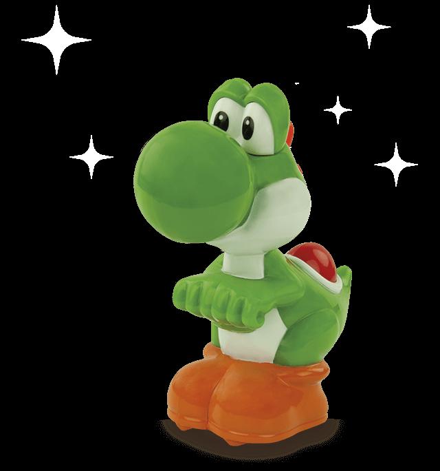 Juguetes de Super Mario - Yoshi