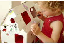 Juguetes ecológicos para niños