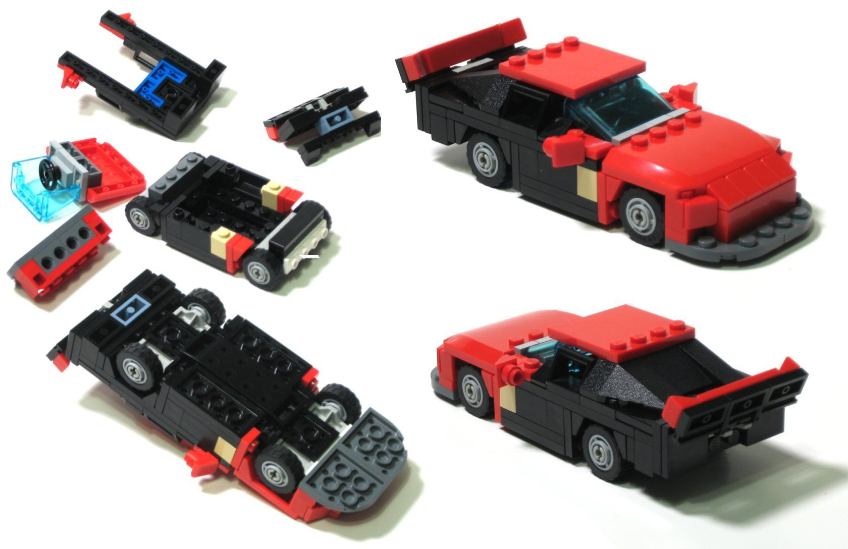 LEGO Ideas 4