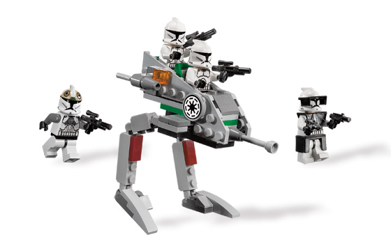 LEGO Star Wars Clone Walker 2