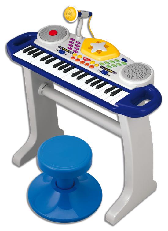 LaBanda Piano Electrónico con Taburete