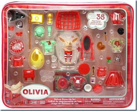 Las aventuras de la puerquita Olivia