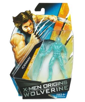 Marvel X-Men Orígenes Lobezno Hombre de hielo