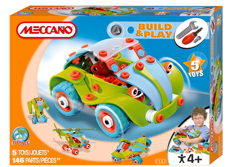 Meccano Boogy Car 1