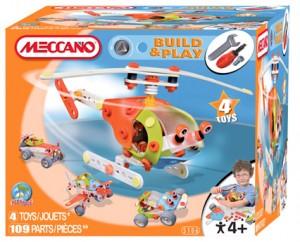 Meccano Helicóptero 1