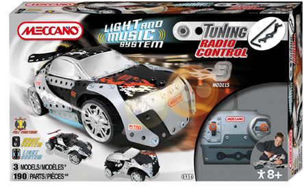 Meccano Tunning Carbon Style 1