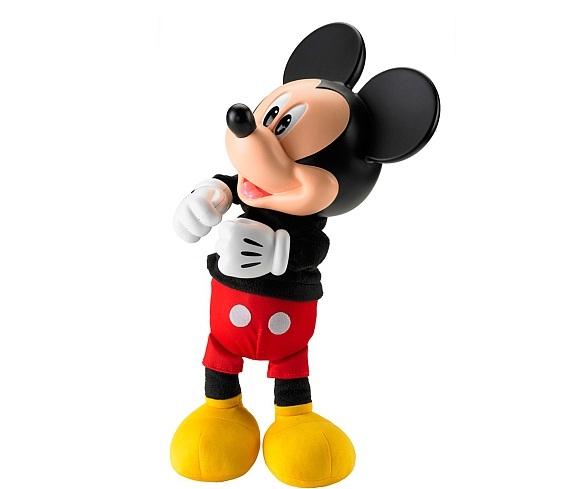 Mickey Mouse con voz