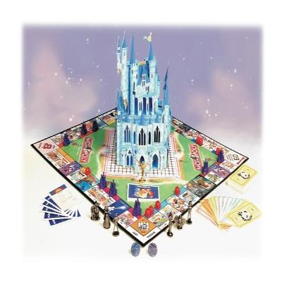 Monopoly Disney detalle