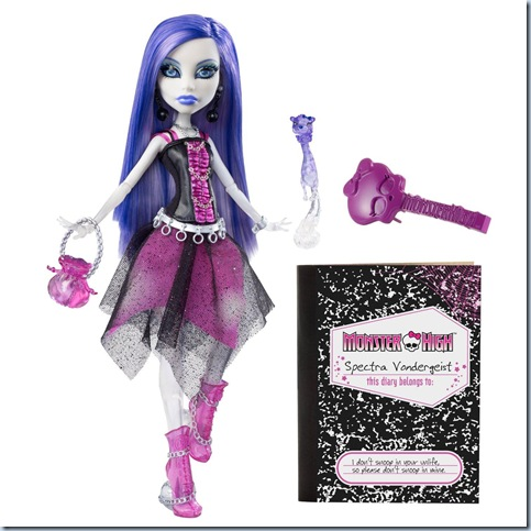 Monster High, Spectra Vondergeist
