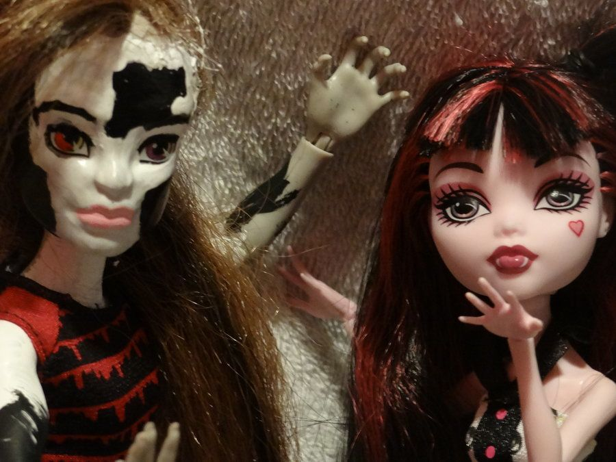 Muñecas Monster High 2