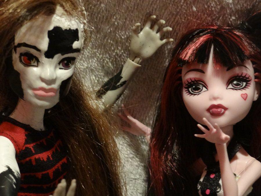 Muñecas Monster High 2