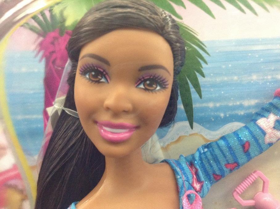 Nueva línea de Barbie 1