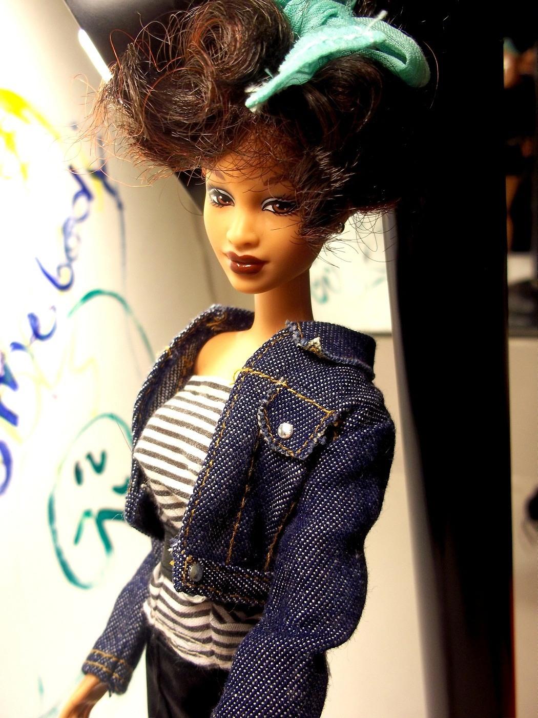 Nueva línea de Barbie 3