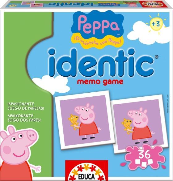 Peppa Pig identic