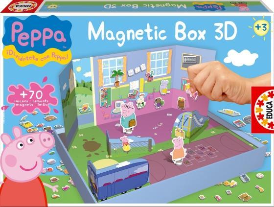 Peppa Pig magnetic box