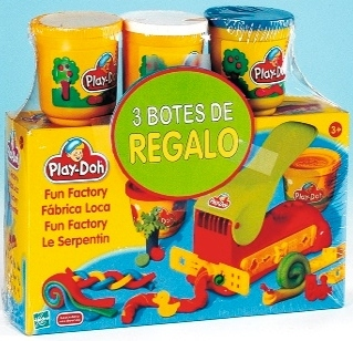 Play Doh Fabrica Loca