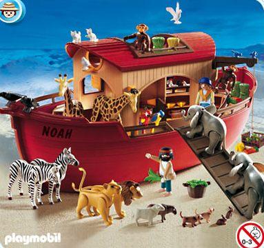 ¿Enlazamos fotos?????? - Página 6 Playmobil-El-Arca-de-Noé
