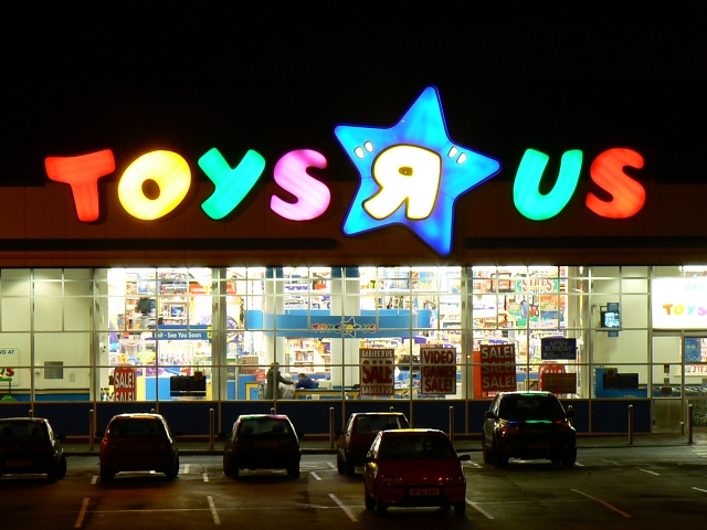 Precios de los juguetes