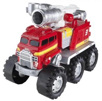 Smokey el Camioncito de Bomberos 8