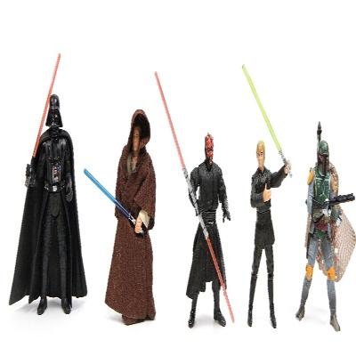 Star Wars Figuras Saga Legends