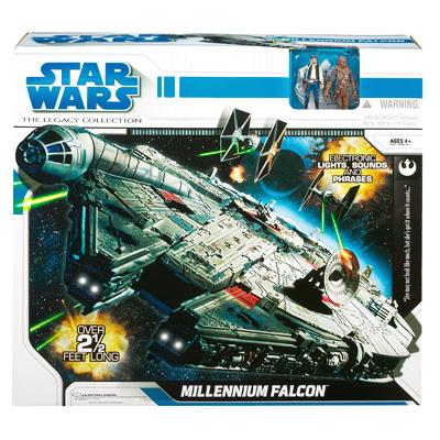 Star Wars Halcón Milenario