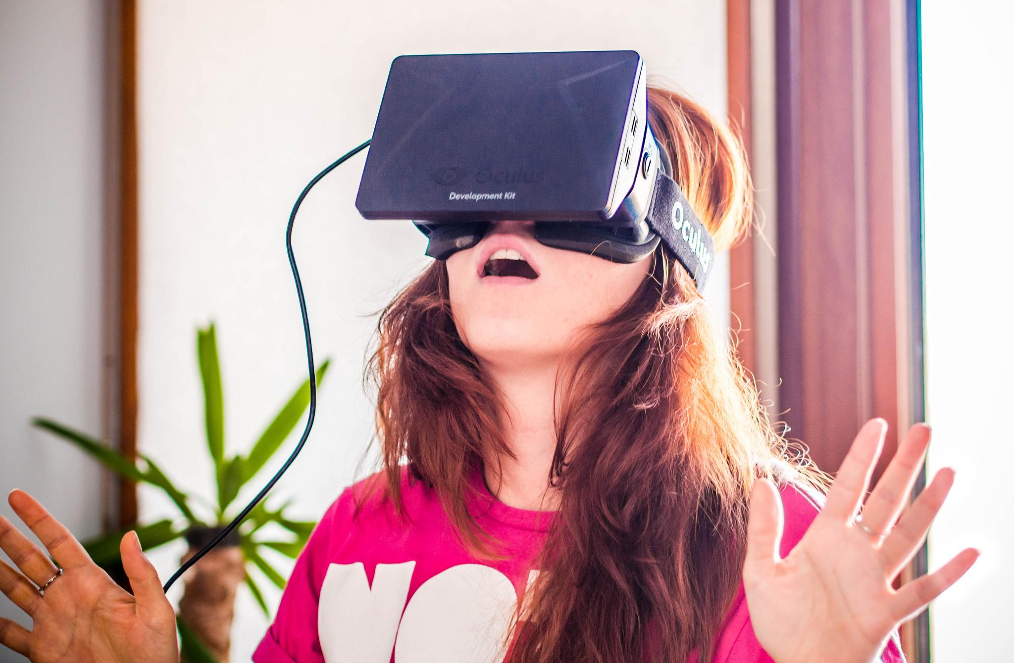 Un repaso a la realidad virtual Playstation VR y Oculus Rift 2