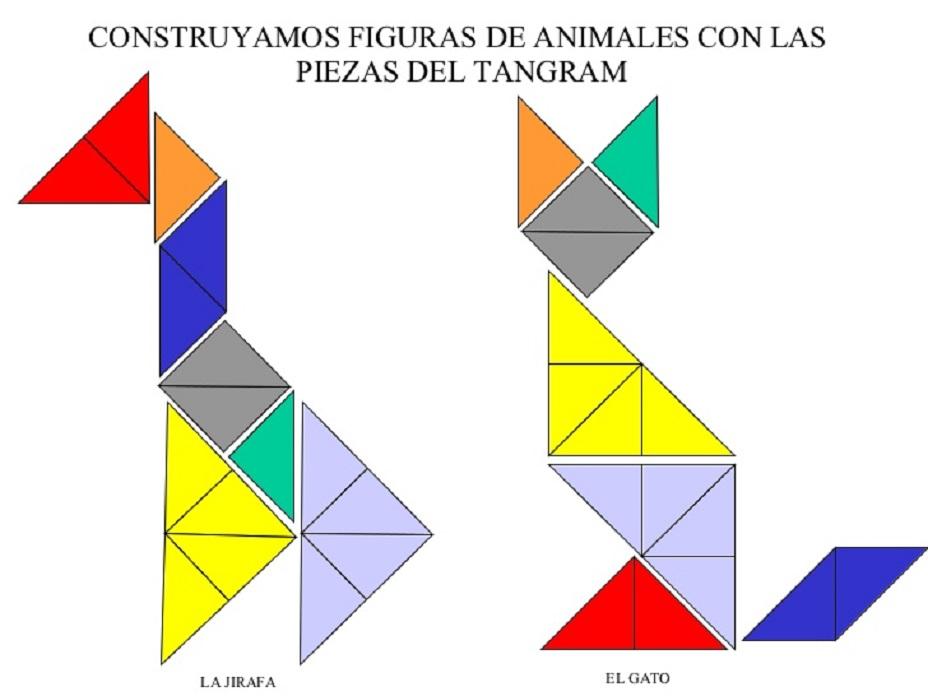 actividades con tangram