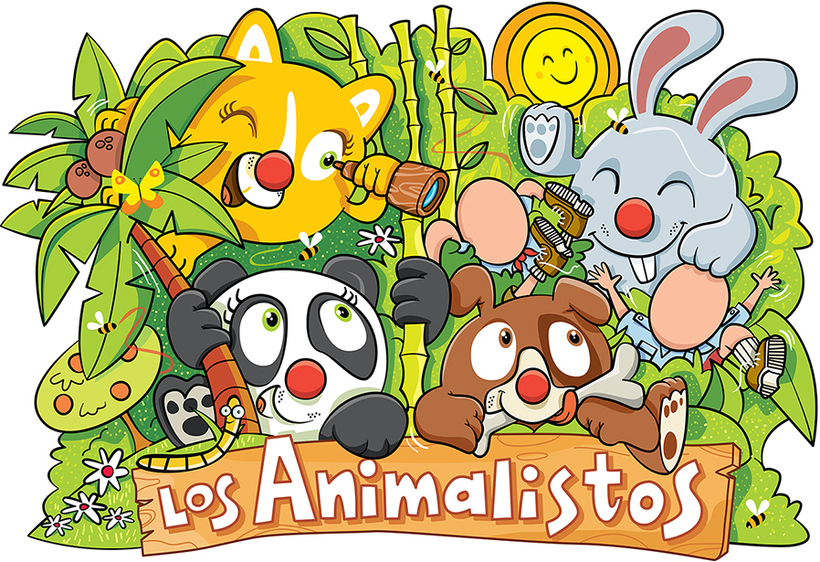 Los Animalistos, una aventura educativa 1