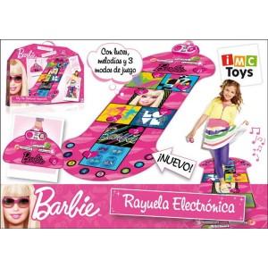 barbie alfombra rayuela